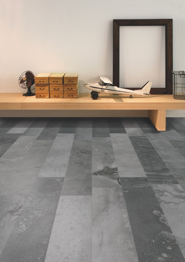 Burlington porcelanatoflis - frostsikker - steinlook -steininspirert 15 x 90
