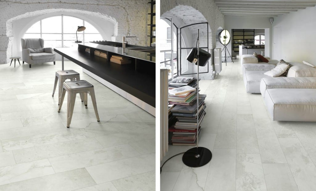 Jumble Avorio inspirert av marmor kjøkkenflis stueflis