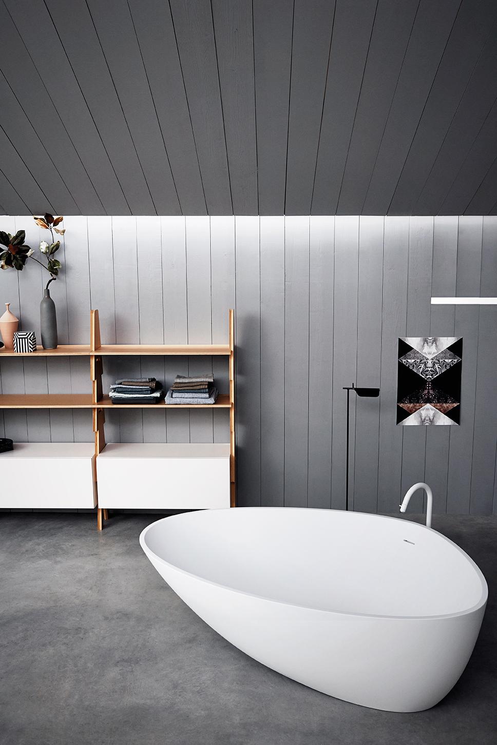 Drop badekar fra Agape Design