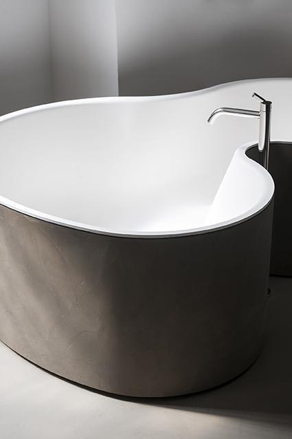 DR badekar fra Agape Design