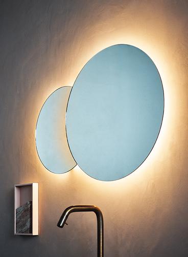 Eclissi speil fra Agape Design