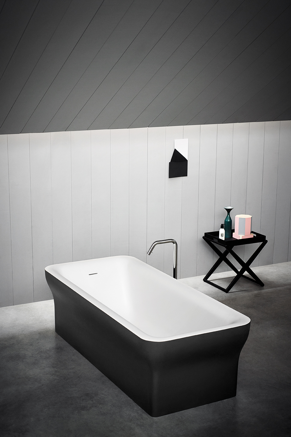 Novecento badekar fra Agape Design