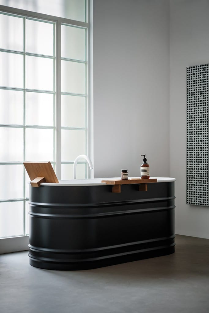 Vieques badekar fra Agape Design