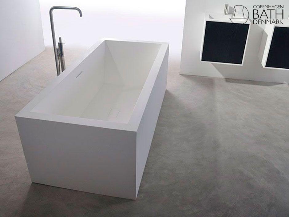 Fredensborg badekar fra Copenhagen Bath