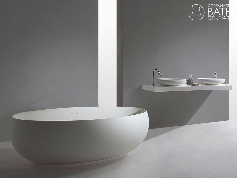 Rosenborg badekar fra Copenhagen Bath
