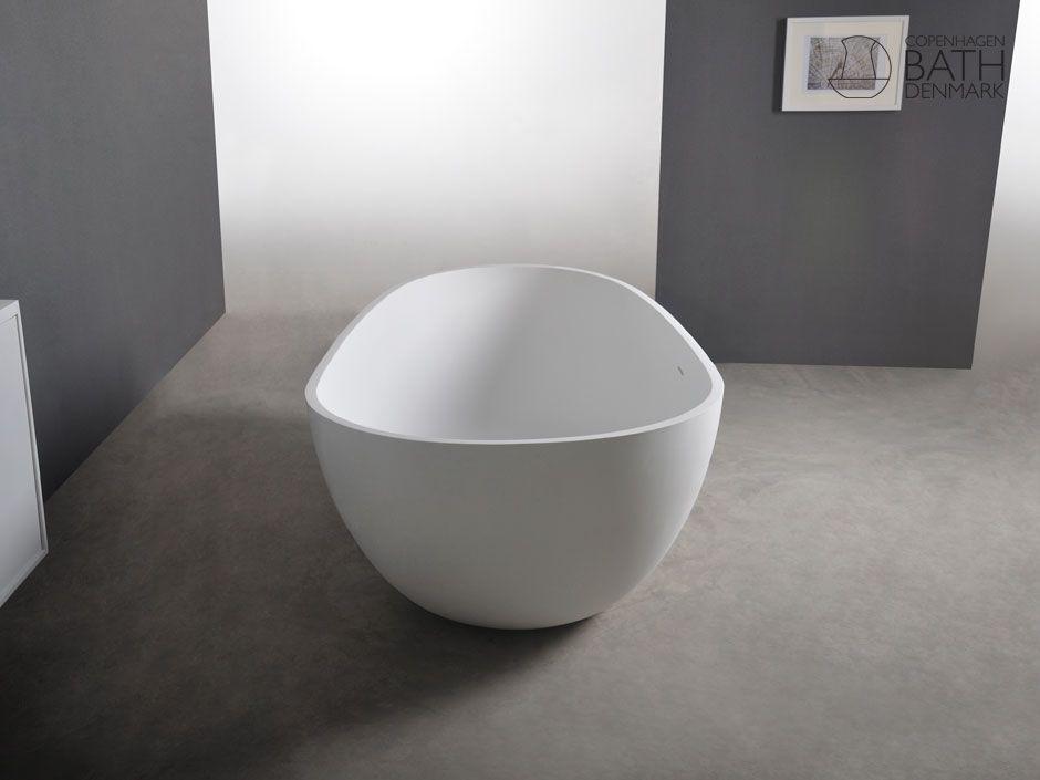Hammershus badekar fra Copenhagen Bath