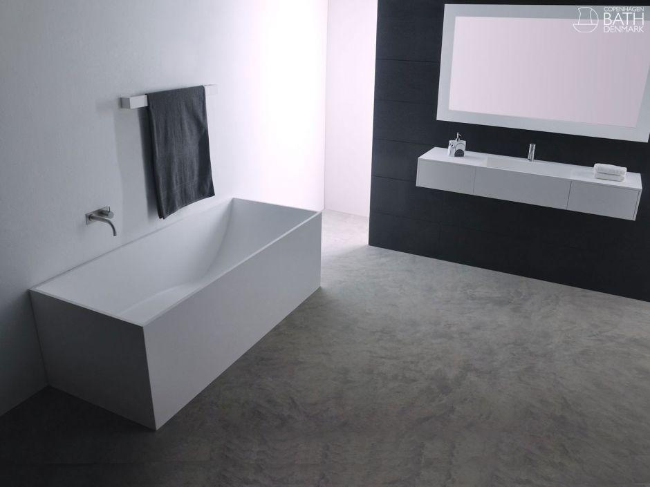 Løvestad badekar fra Copenhagen Bath