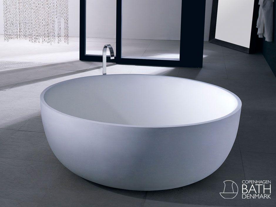Tromsø badekar fra Copenhagen Bath