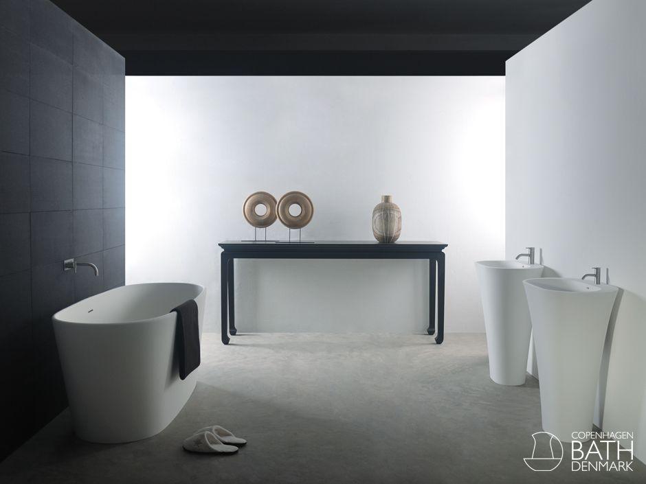 Venø badekar fra Copenhagen Bath