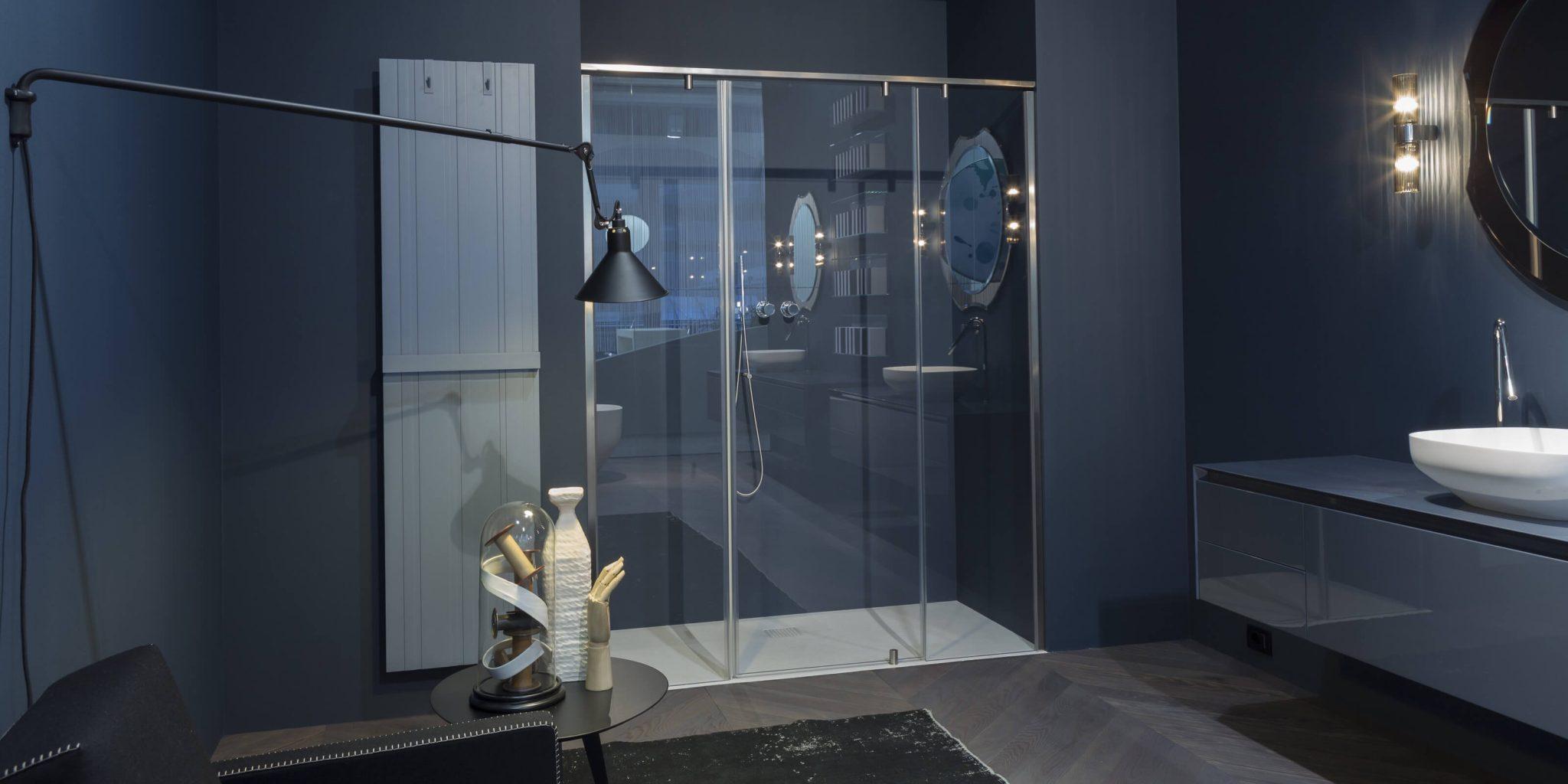 bilico fra antonio lupi elegante dusjvegger bella. Black Bedroom Furniture Sets. Home Design Ideas
