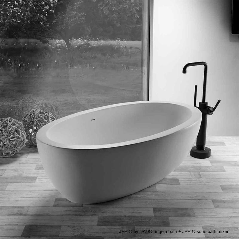 Angela - frittstående badekar fra JEE-O