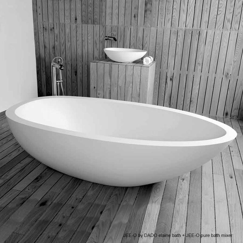 Elaine - frittstående badekar fra JEE-O