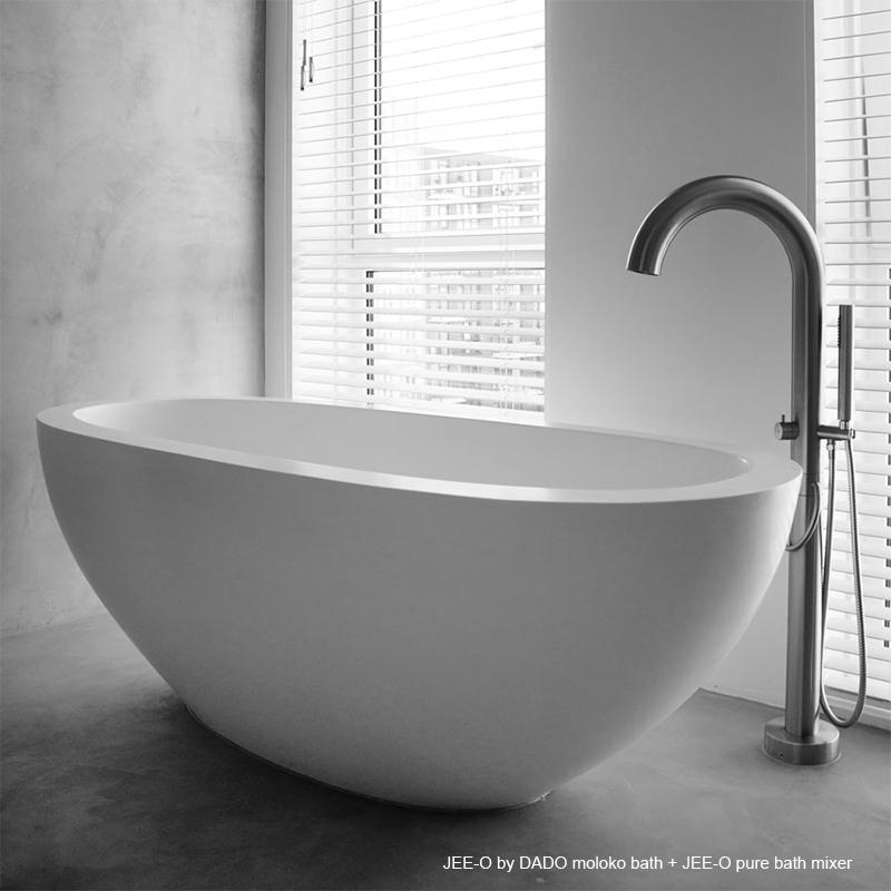 Moloko - frittstående badekar fra JEE-O