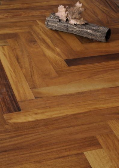 Smart Parquet - Doussie select lacquered