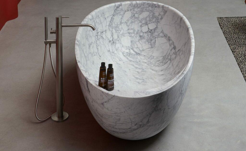 Eclipse badekar i marmor