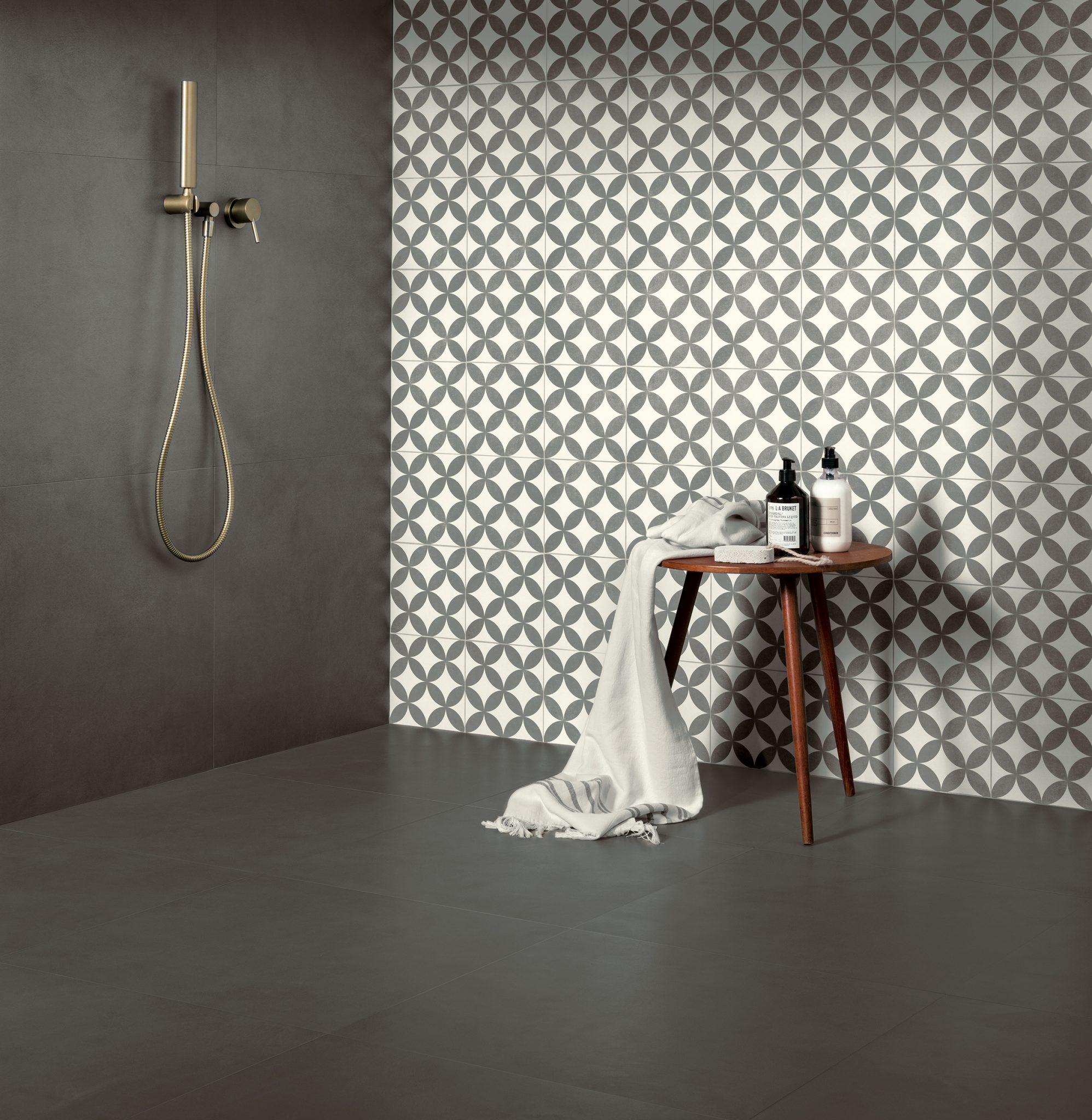 Seamless decor microcement betonglook puss bella fliser norge oslo drammen lier tønsberg