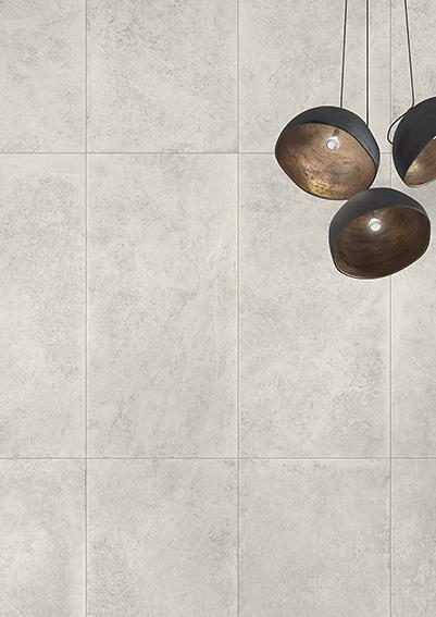 Moderne tolkning av marmor og steinfliser fra Unicom